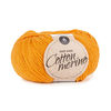 Cotton Merino Single Helles Orange (006)